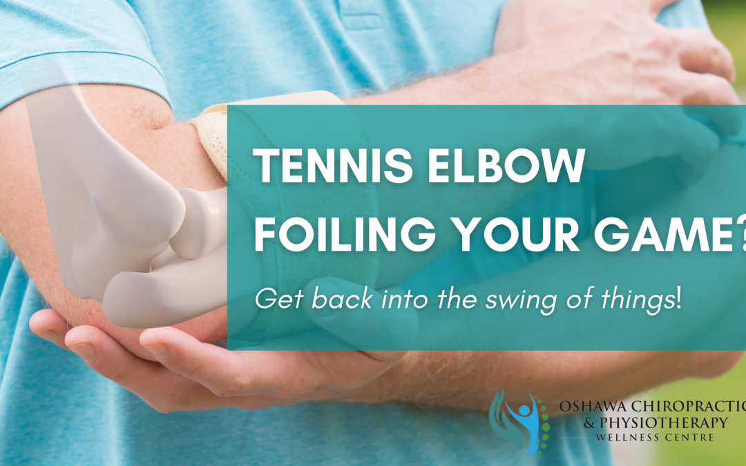 Chiropractic Care for Tennis Elbow
