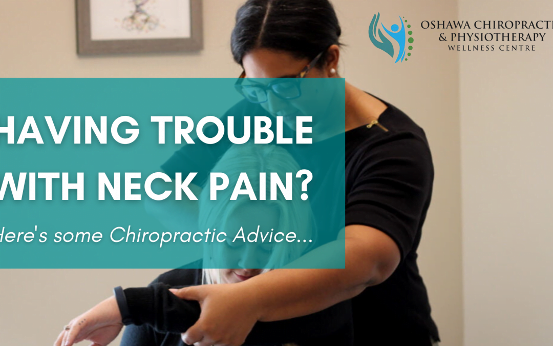 Chiropractic Advice for Managing Neck Pain