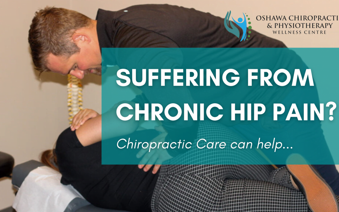 How Chiropractic Care Can Treat Hip Pain