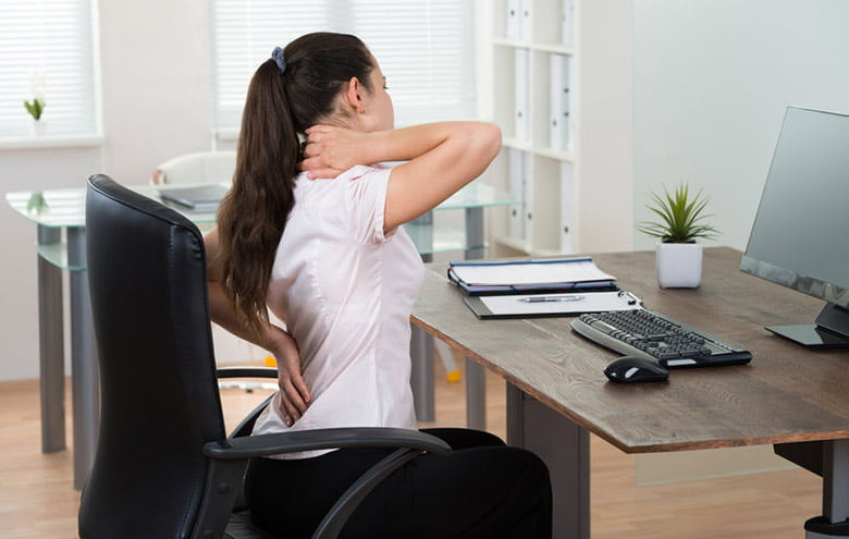 Chiropractic Care for Work Related Aches and Pains