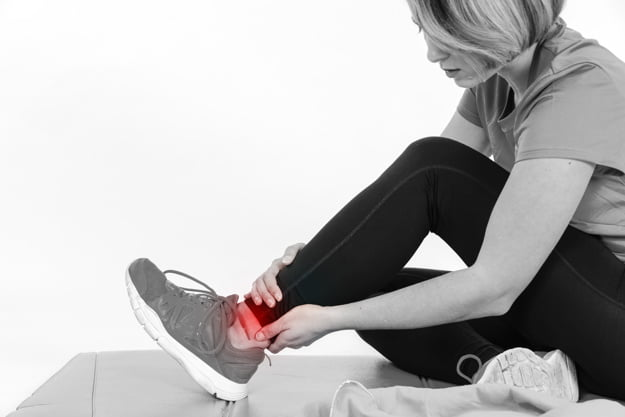 How to Use Chiropractic Care to get rid of Ankle Pain
