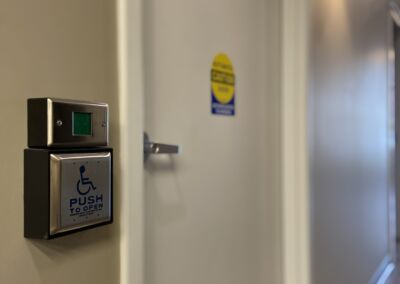 Wheelchair Accessible Restroom