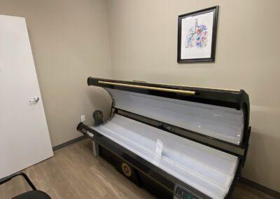 Laser Treatment Room