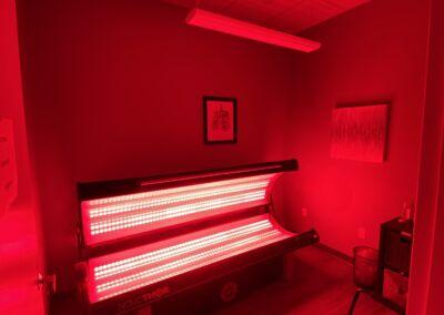 Laser Treatment Room NovoTHOR