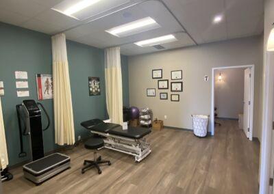 Modality and Treatment Area